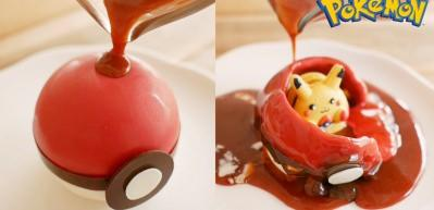 Poke topunun içinde Pikachu nasıl yapılır?