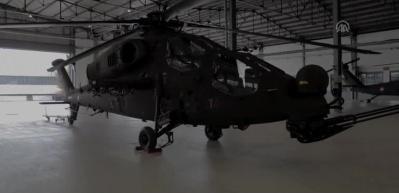 Yeni Atak helikopterinin görüntüleri yayınlandı!