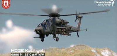 Yeni nesil ATAK 2 helikopteri böyle olacak