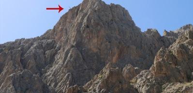 Yer: Erzincan! 470 metre yüksekten böyle atlıyorlar!
