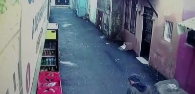 Yer İzmir... Bir anda neye uğradığını şaşırdı