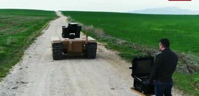 Yerli insansız araç Asya pazarına giriyor