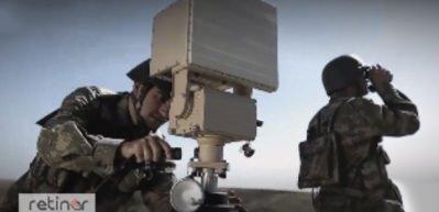 Yerli radar Retinar PTR görevde