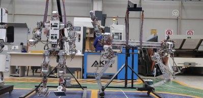 """""""Yerli robotlar dünya standartlarını yakalayacak"""""""