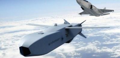 Yerli SOM-J füzesi F-35 savaş uçaklarında kullanılacak