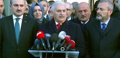 Yıldırım'dan CHP'ye: Sokak imasını bırakın