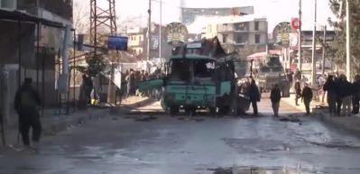 Yıl dönümünde Afrin'de alçak saldırı! Ölü ve yaralılar var