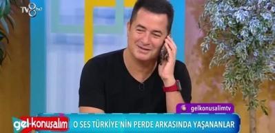 Emre Belözoğlu canlı yayında Acun'u aradı!