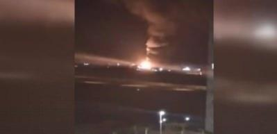 YPG tarafı Kamışlı'da büyük patlama!