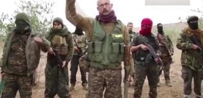 YPG'nin yabancı savaşçıları toprağa gömüldü