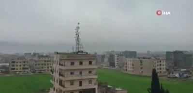 YPG/PKK'dan Azez'e saldırı