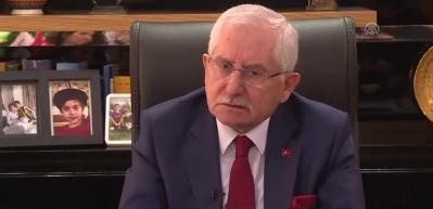 YSK Başkanı Sadi Güven'den son dakika seçim sistemi açıklaması: Biz hazırız