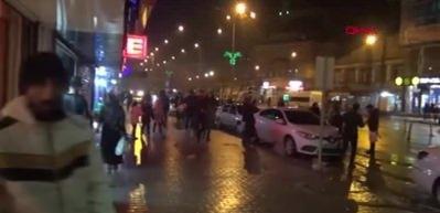 Yüksekova'da 3.7'lik deprem korkuttu