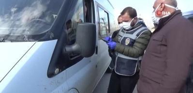 Yüksekova'da korona virüs tedbiri