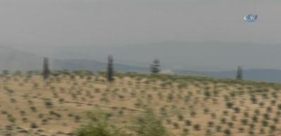 Zeytin Dalı Harekâtında kuzey ve kuzey doğu hattı birleşti