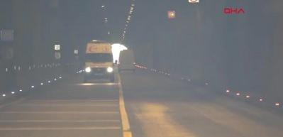 Zigana Tüneli bittiğinde Avrupa'nın en uzunu olacak