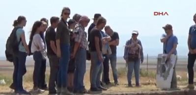 Zincirli Höyük'te 11'inci etap kazıları tamamlandı