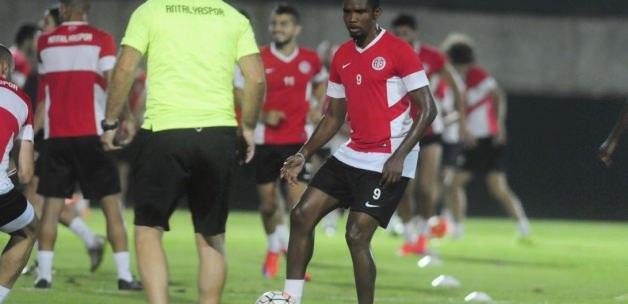 Antalyaspor'da, Gençlerbirliği maçı hazırlıkları