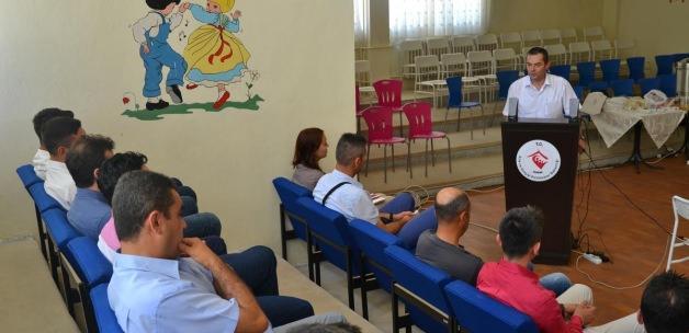 """Edirne'de """"İş Hayatına Uyum Semineri"""" düzenlendi"""