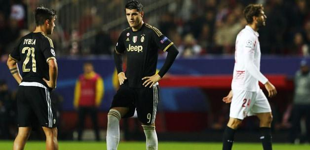 Juventus'tan Barca ve Madrid'e mesaj!