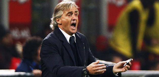 Mancini'den acı itiraf! Şampiyonluk...