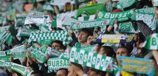 Bursaspor'dan taraftara uyarı