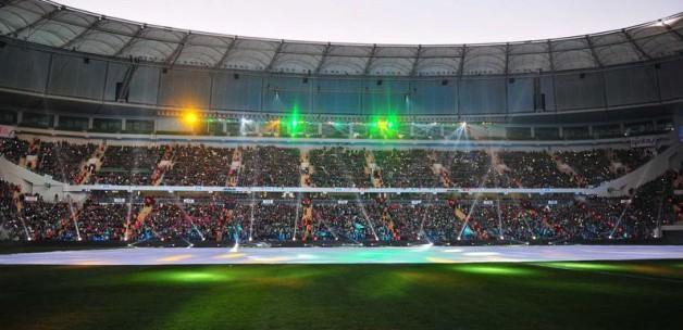 Timsah Arena'daki ilk maç belli oldu