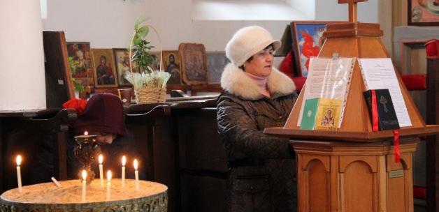 Bulgar Ortodoks Kilisesi'nde Yordonovden yortusu