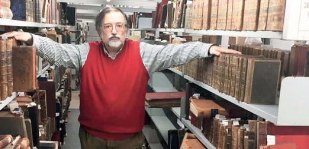 Abdülhamid'in kitapları 28 Şubat'ta çöpe atılmış