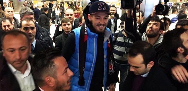 Beşiktaş'ın yeni transferi Boyko İstanbul'da!