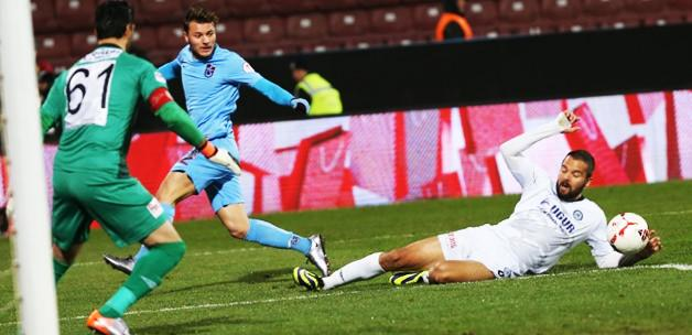 Trabzonspor - Nazilli Belediyespor: 1-0