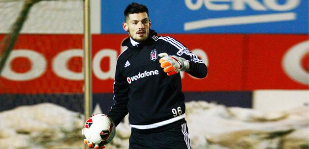 Beşiktaşlı taraftarların Boyko heyecanı