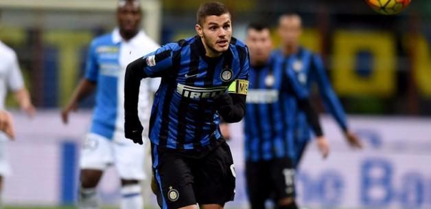 Inter evinde yara sardı