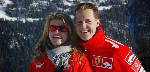 Schumacher'den acı haber!