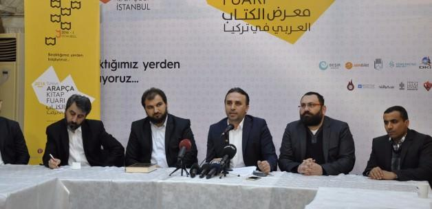 """""""Türkiye Arapça Kitap Fuarı"""" cuma günü açılıyor"""