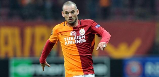 Mustafa Denizli'ye Sneijder tepkisi
