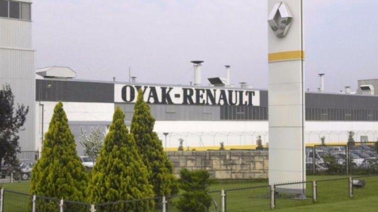 Oyak- Renault'ta eylem devam ediyor!