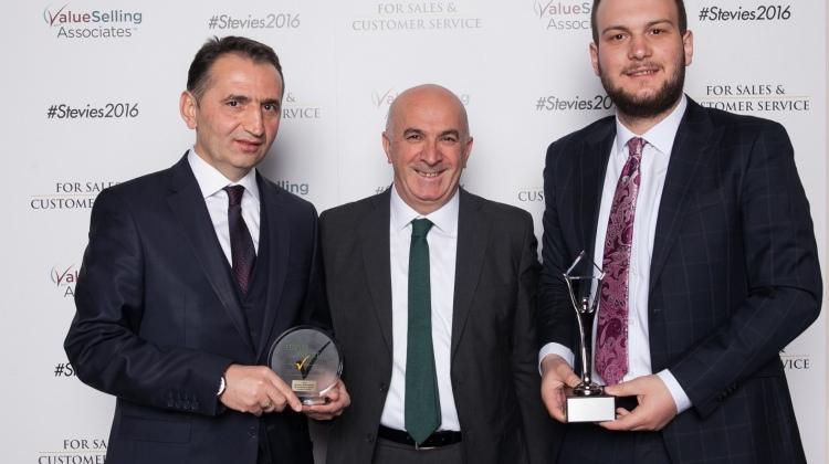 Stevie Awards'tan İBB'ye ödül!