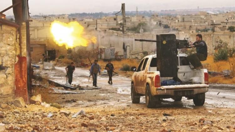 Olay açıklama: Suriye, İsrail için boşaltılıyor