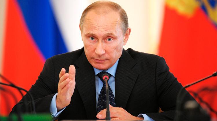 Putin'den sert açıklama! 'Bu konuda tek suçlu...'