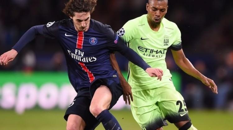 City, PSG karşısında avantajı kaptı