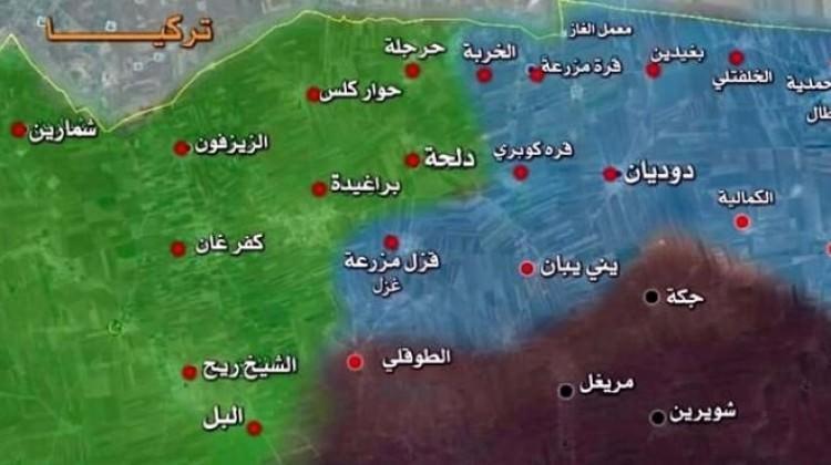 Türkmenler 20 köyü DAEŞ'ten aldı