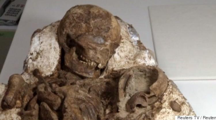 4 bin 800 yıllık anne şefkati