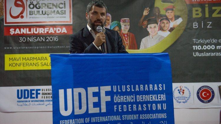 """Şanlıurfa'da """"Uluslararası Öğrenci Buluşması"""""""