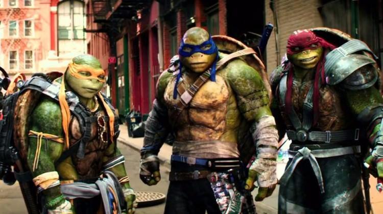Ninja Kaplumbağalar Dönüyor Sinema Haberleri