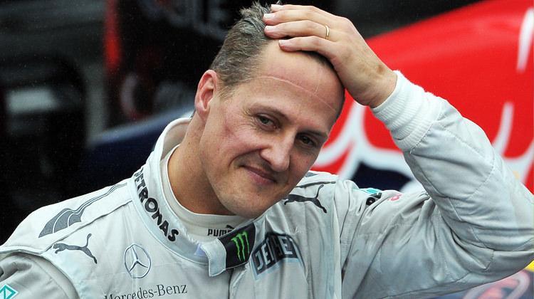 Schumacher eriyor! Son kilosu hayrete düşürdü