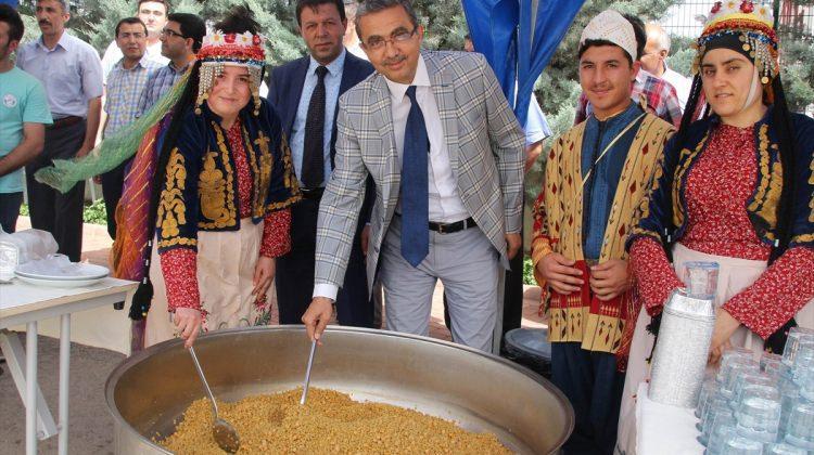 Kilis'te geleneksel 'Hedik Günü' etkinliği