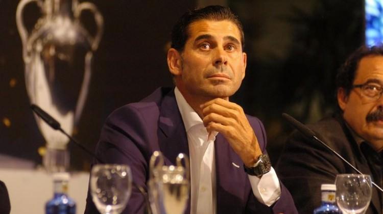 Fernando Hierro teknik direktör oldu