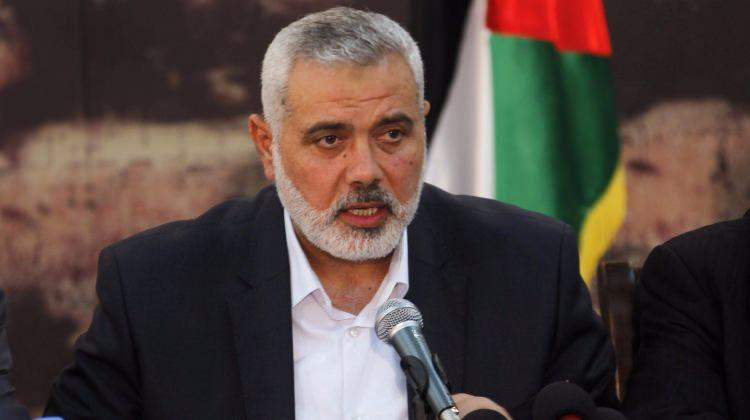 Hamas lideri Haniye intifada çağrısı yaptı