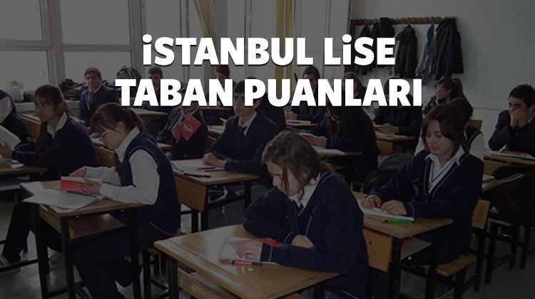 Istanbul Teog Lise Taban Puanları 2016 Meb Eğitim Haberleri